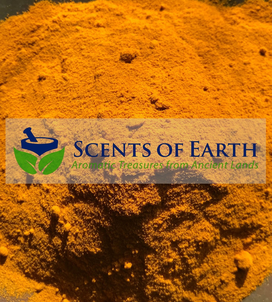 Turmeric Root Powder ( Curcuma domestica) - India