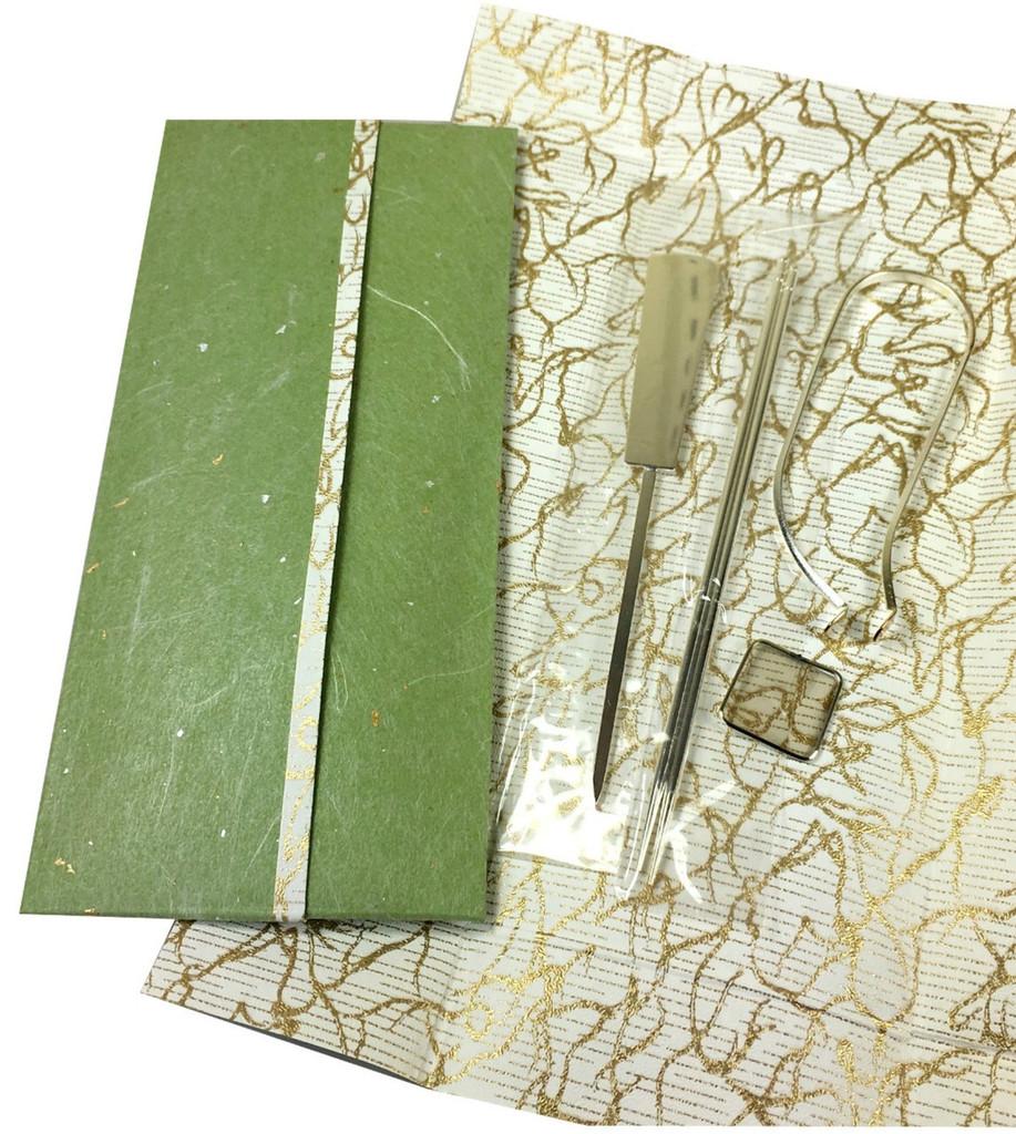 Silver-Plated Utensil Set for Kodo - Small - Baieido