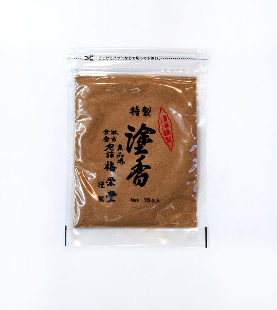 Zukoh Rubbing Incense - Baieido