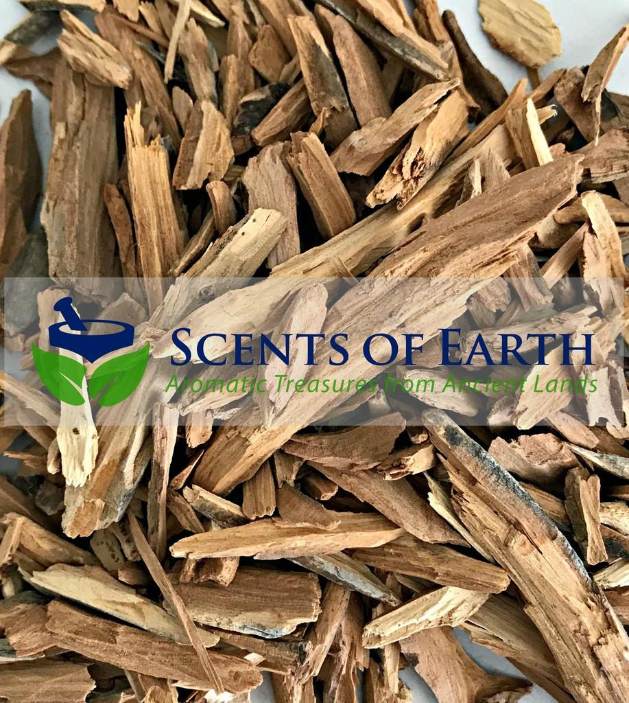 Sandalwood Chips (Santalum spictatum) - Western Australia