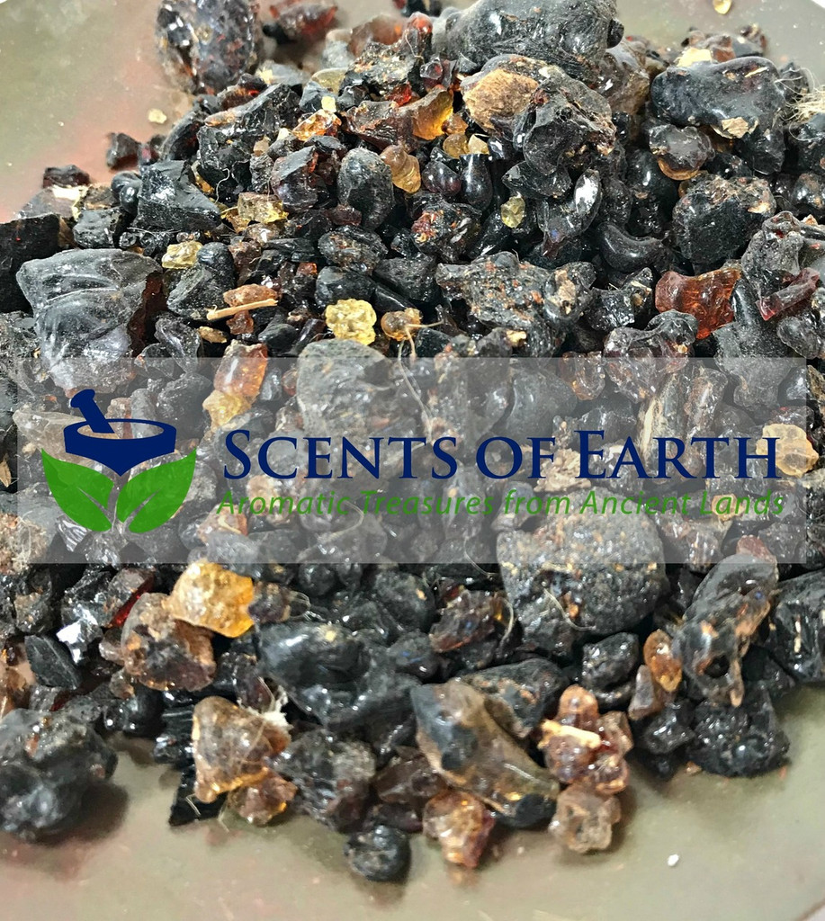 Acacia Gum Resin - Dark (Acacia seyal) - Sudan