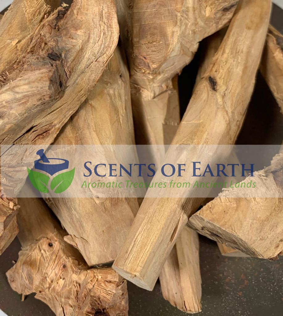 Sandalwood Pieces - Superior Mysore Quality (Santalum album) - Indonesia *NEW*