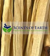Palo Santo Wood Sticks (Bursera graveolens) - Peru