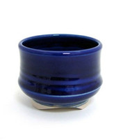 Incense Cup - Cobalt Blue
