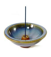 Incense Holder - Sky Blue - Shoyeido