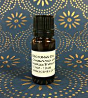 Opoponax Essential Oil (Commiphora opoponax) - Somalia