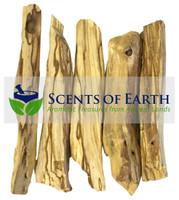 Palo Santo Wood Sticks  -Jumbo (Bursera graveolens) - Peru