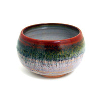 Incense Bowl - Rust Rim - Shoyeido