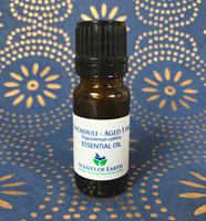 aged patchouli essential oil