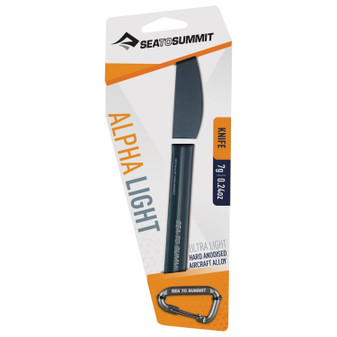SEA TO SUMMIT ALPHALIGHT CUTLERY KNIFE