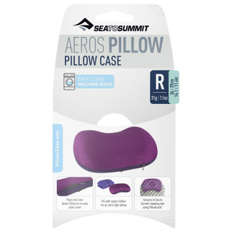SEA TO SUMMIT AEROS PILLOW CASE REGULAR