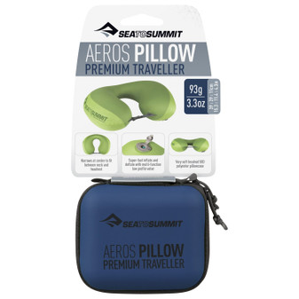 SEA TO SUMMIT AEROS PREMIUM PILLOW - TRAVELLER