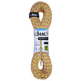 BEAL ICELINE 8.1MM GOLDEN DRY