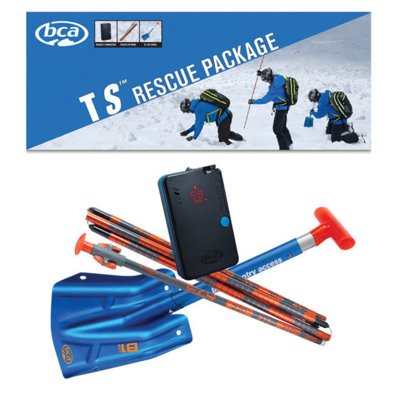 BCA Tracker S Rescue Package