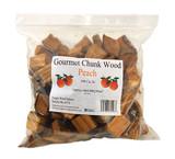 Chigger Creek Peach Gourmet Wood Chunks