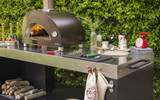 Alfa ONE Portable Outdoor Wood Fired Pizza Oven