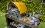 """Alfa Ciao 27"""" Outdoor Wood Fired Pizza Oven"""