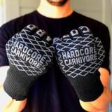 Hardcore Carnivore 1400*F Heat Resistant Gloves