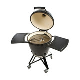 """Primo Kamado Round All-In-One 18.5"""" Ceramic Grill"""