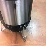 """Cajun Bandit WSM Wheel and Cylinder Lock Kit 18.5"""""""