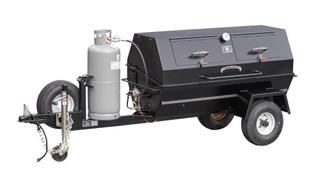 Meadow Creek PR60GT Gas Trailer Pig Roaster