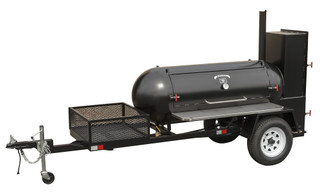 Meadow Creek TS250 BBQ Smoker Trailer
