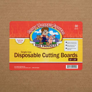 Smokey Mountain Disposable Cutting Boards (In Store Only)