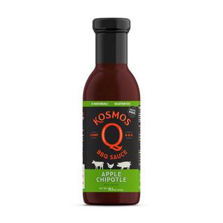 Kosmo's Q Apple Chipotle Sauce - 15 oz