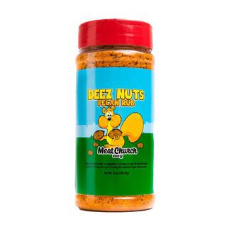 Meat Church Deez Nuts Rub - 12 oz
