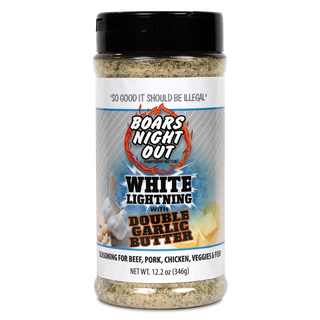 Boar's Night Out Double Garlic Butter - 12 oz