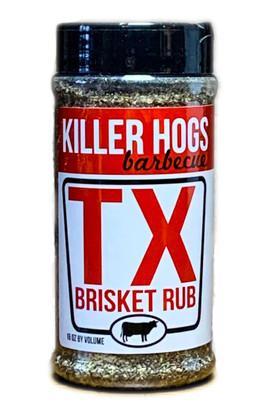 Killer Hogs Rub TX Brisket 12 oz