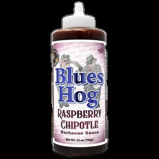Blues Hog Raspberry Chipotle BBQ Sauce SQUEEZE - 25 oz