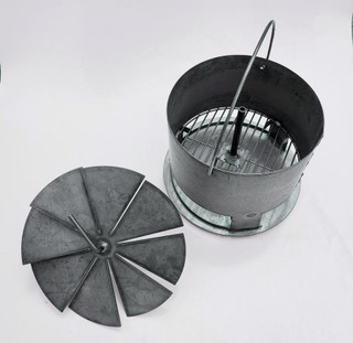 Hunsaker Vortex Charcoal Basket