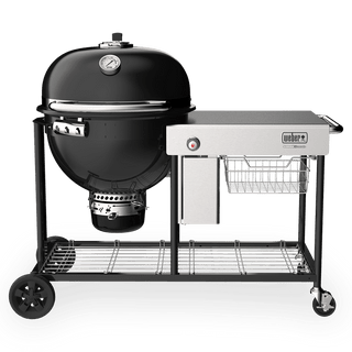 Weber Summit Kamado with Grill Center