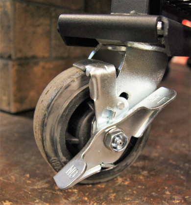Casters for Humphrey's Smokers