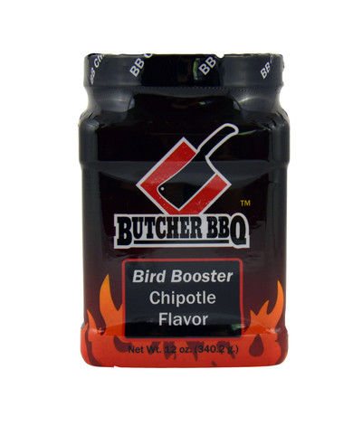 Butcher BBQ Bird Booster Chipotle Injection - 12 oz