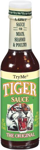 Try Me Tiger Sauce - 10 oz