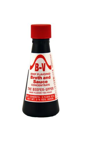 BV The Beefer Upper Sauce - 3.75 oz
