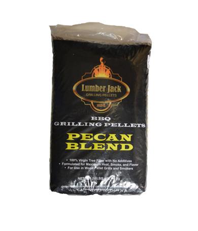 Lumber Jack Pecan Blend Pellets - 20 lb