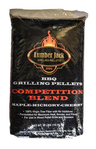 Lumber Jack MHC Blend Pellets - 40 lb