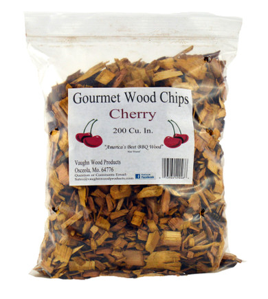 Chigger Creek Cherry Wood Chips