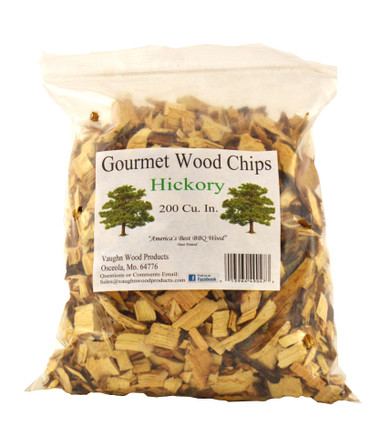 Chigger Creek Hickory Wood Chips