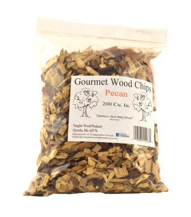 Chigger Creek Pecan Wood Chips