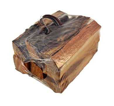 "Chigger Creek Peach Wood 12"" Splits Backyard Bundle (In Store Only)"