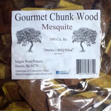 Vaughn Mesquite Gourmet Wood Chunks