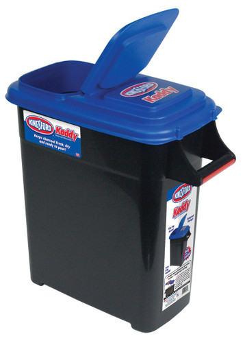 Buddeez Kingsford Kaddy Charcoal Storage Container - 32 Quart