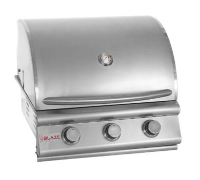"Blaze Prelude 25"" 3-Burner Gas Grill"