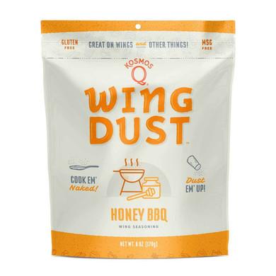 Kosmo's Wing Dust Honey BBQ - 5 oz