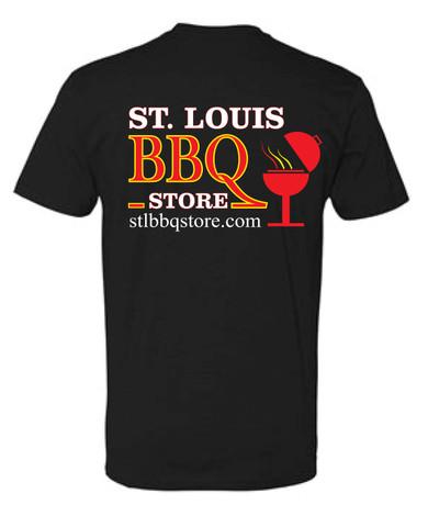 St. Louis BBQ Store T-Shirt