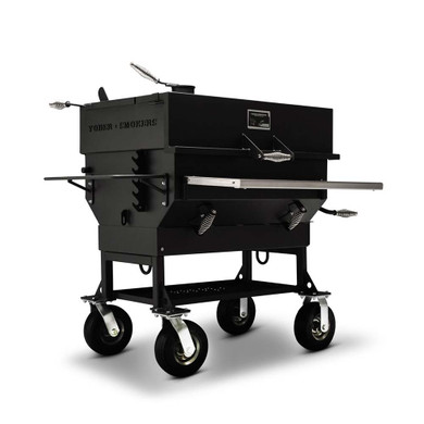 """Yoder Flat Top Charcoal Grill 24"""" x 36"""""""